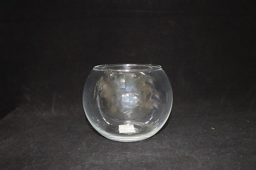 "5"" Glass Fishbowl"