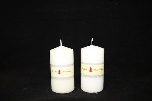 """2x4"""" Pillar Candle"""