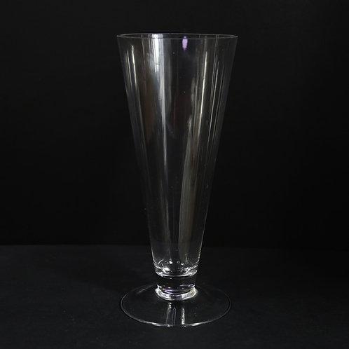 "12"" Clear Trumpet-Cone"