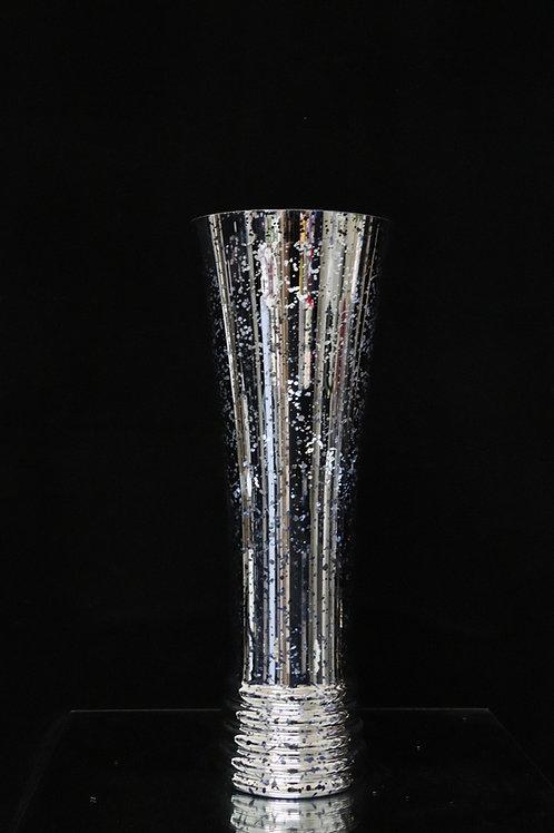 """19.5"""" Mercury Glass Vase"""