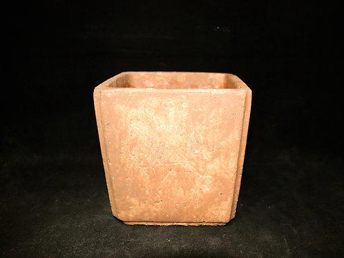 """Antique Ceramic Square 6x6"""""""