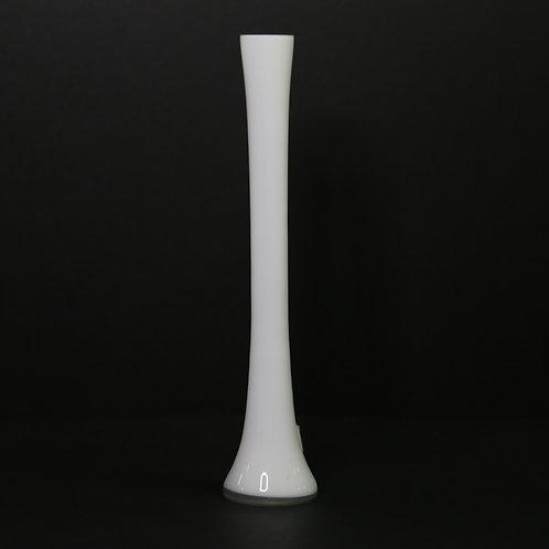 "16"" Glass Tower Vase"