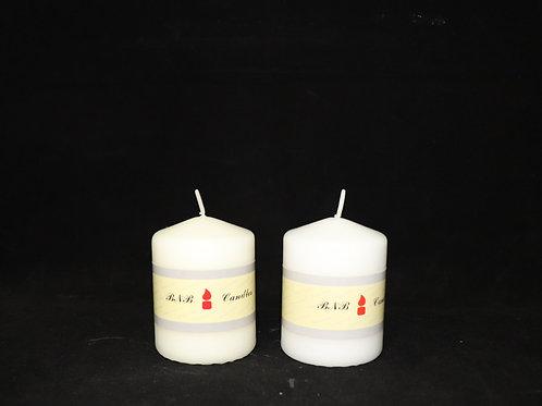 """2.5x3""""Pillar Candle"""