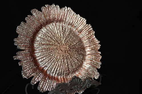 """Flora Charger plate 13"""" LH1826-6"""