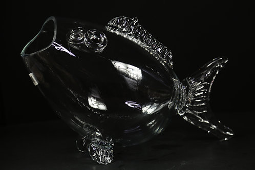 Glass Fish Figure FB003