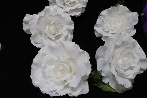 Rose Garland - White