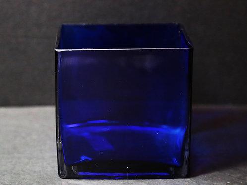 "6x6"" Cobalt Blue Square 12pc"