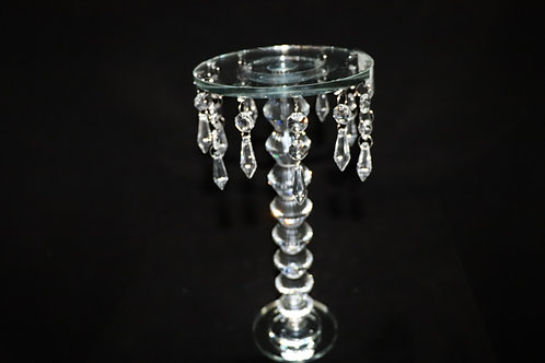 Crystal Cake Stand 6x12