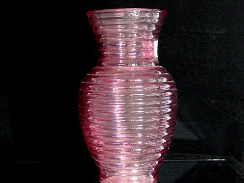 """11"""" Ginger-Ribbed Vase"""