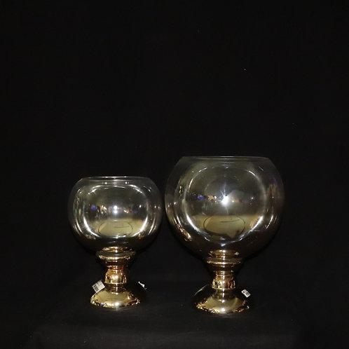 Unique glass vase H1204-