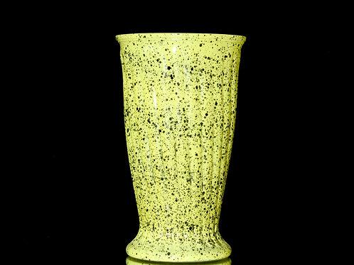 """3dz Spotted Rose Vase 7x12"""""""