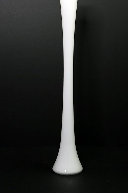 "20"" Glass Tower Vase"