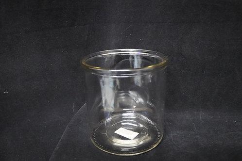 "5x5"" Cylinder Glass Vase"