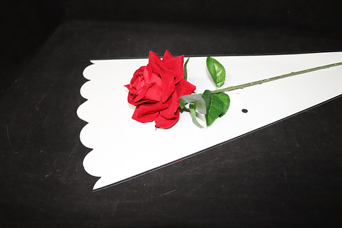 "12"" Flower Sleeve"