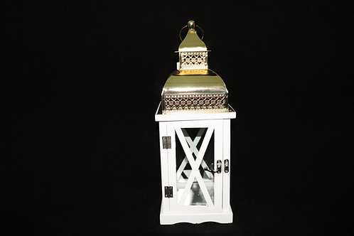 Gold Vintage Lantern