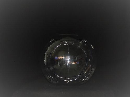 "18"" Glass Bubble Bowl"