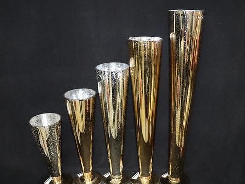 Mercury Gold Trumpet