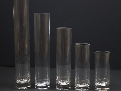 "2"" Opening Glass Cylinder"