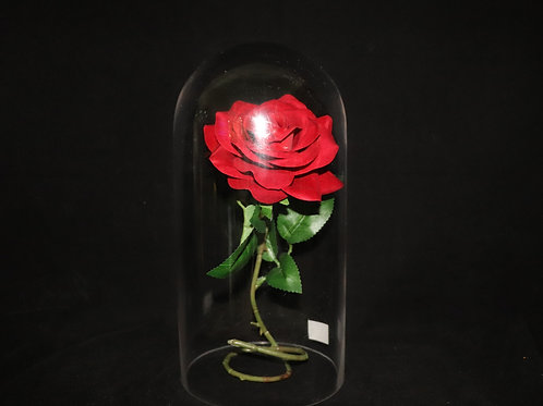 """5""""Opening Glass Dome vase"""