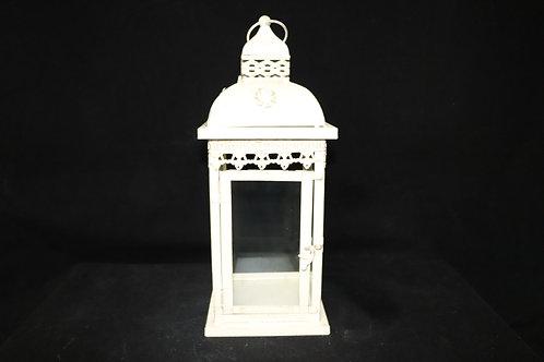 """Vintage Metal Lantern 15"""""""