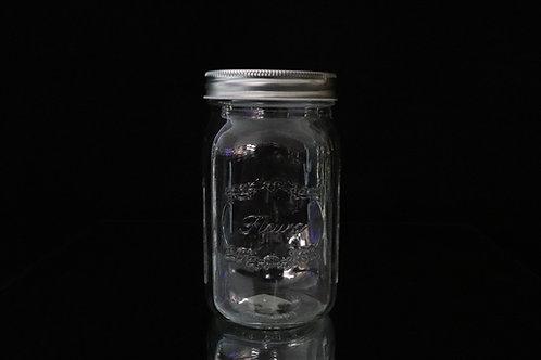 "5.5"" Mason Jar with Lid"