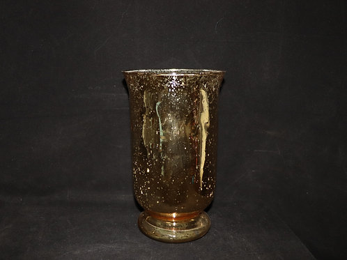 "10"" Hurricane Candle Holder"