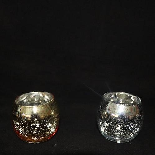 Tealight Mercury Bowl