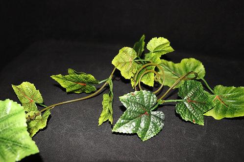 Artificial Silk Green Leaf Garland