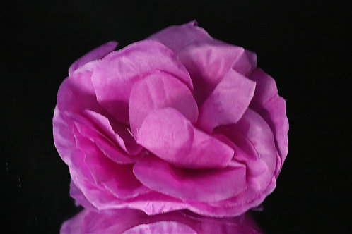 Dark Fuchsia Head Flower 500pcs/case