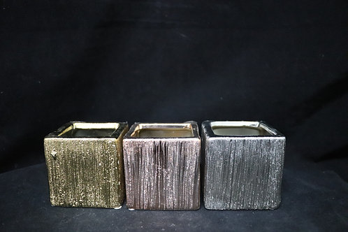 """3x3"""" Etched Ceramic Square"""