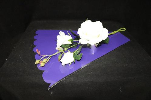 """16"""" Purple Flower Sleeve"""
