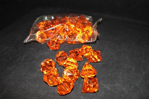 Big Diamond-Shaped Stone w/hole
