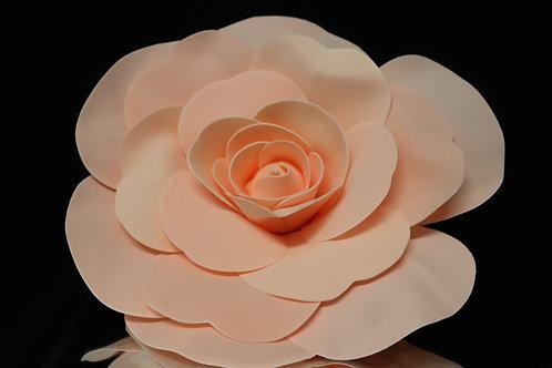 Foam Rose Wall Decoration