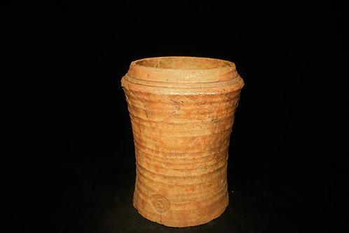 """Antique Ceramic Round 7x11"""""""