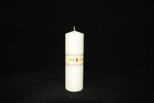"""2x6"""" Pillar Candle"""