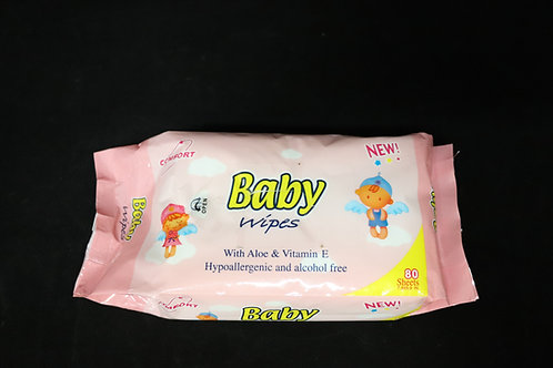 Girl Baby Wipes