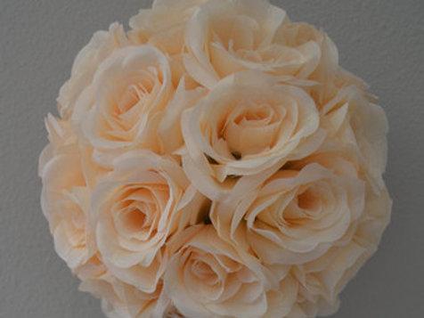 Rose Kissing Ball