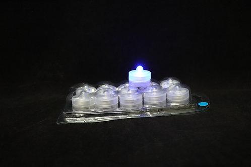 Blue LED Submersible Light