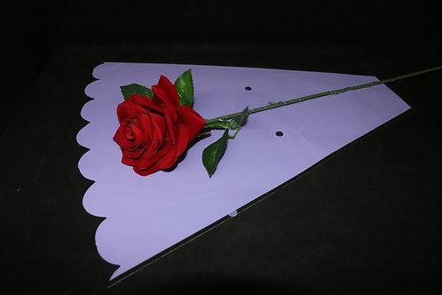 """16"""" Lavander Flower Sleeves"""