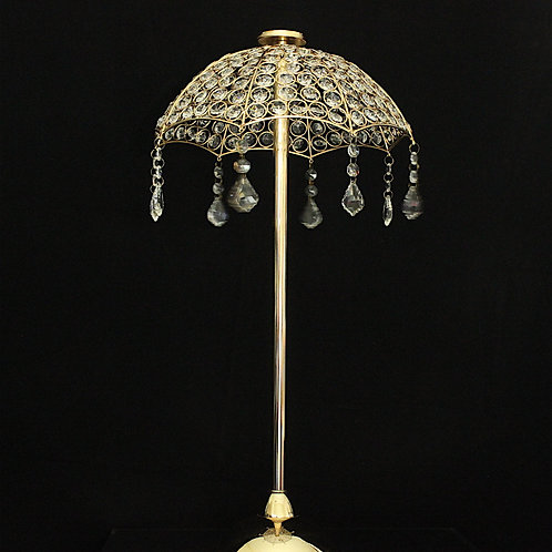 Umbrella Decorative with Crystals
