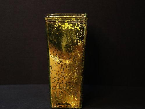 "Tapered Square vase 8.5"""