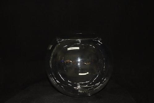 "14"" Glass Fishbowl"