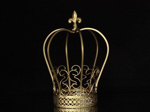 "Queen crown for centerpiece 10"""