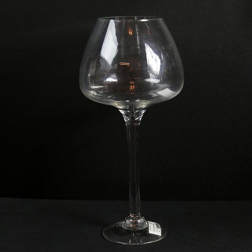 """18"""" Cognac glass centerpiece"""