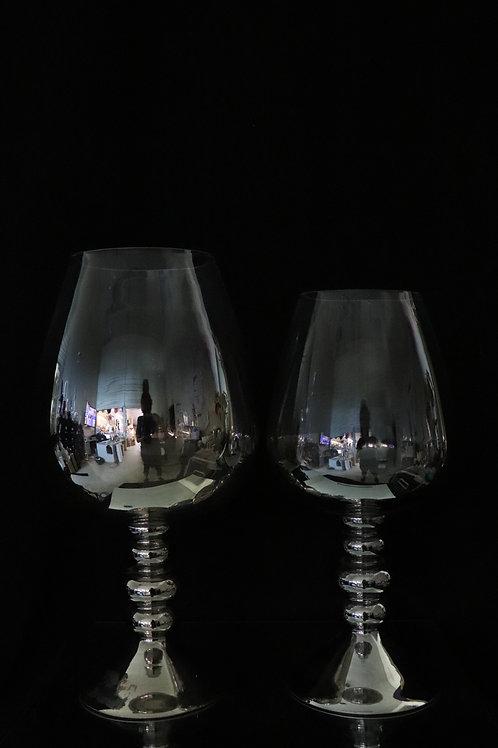 Unique glass vase H1081-