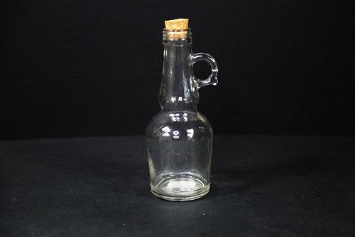 Glass Bottle w/Corked