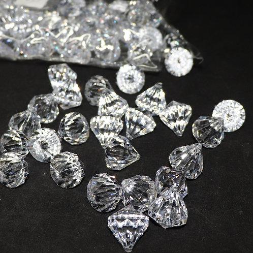 Tower Diamond-Shaped Stone 400g