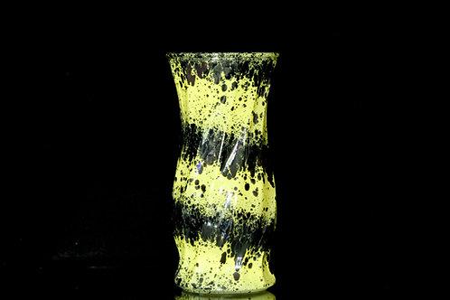 "Marble Rose Vase 9"""
