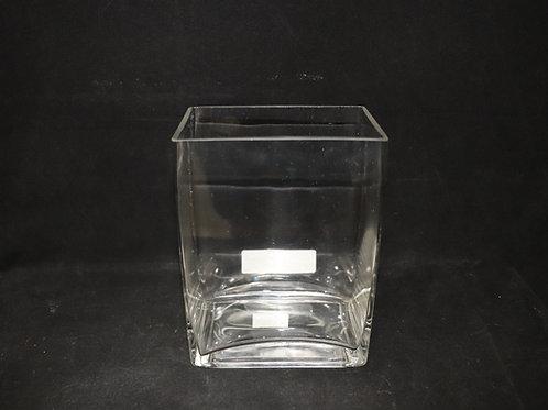 "Glass Tall Rectangle 4x6x8"""