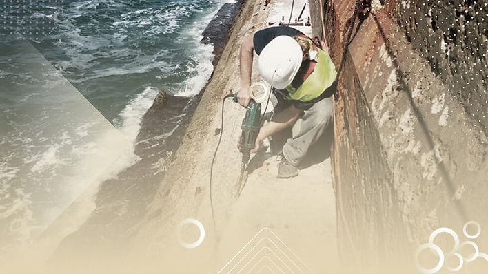 Seawall Construction Repair Company Miam